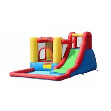 Jump and Splash Adventure Bounce House