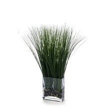Waterlook® Silk Varicolored Trail Grass in Vase