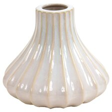 Decor Accessories Small Reactive Fluted Vase