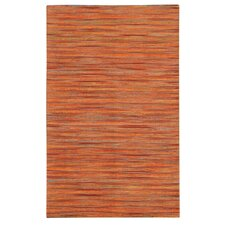 Lazzarro Orange Area Rug