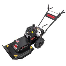 Walk Behind Rough Cut Self Propelled Gas Lawn Mower