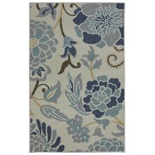 New Wave Power Flower Printed Mat