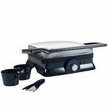 Large Nonstick Grill and Panini Press
