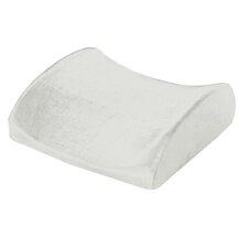 Natural Pedic Lumbar Memory Foam Support Cushion Pillow