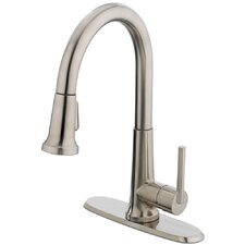 Ancona One Handle Centerset Bar Kitchen Faucet