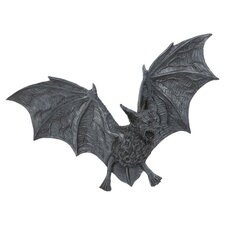 The Vampire Bats of Castle Barbarosa Wall Décor (Set of 2)