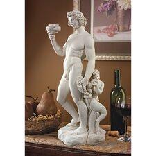 Bacchus Statue (1497) Figurine