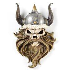 The Skull of Valhalla Viking Warrior Wall Décor