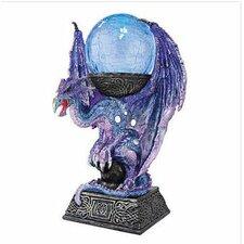 Viper, Champion of The Dark Heart Dragon Statue