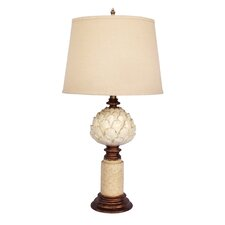 "Springfield Rise 28.5"" H Table Lamp with Empire Shade (Set of 2)"
