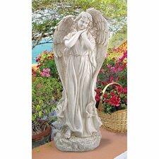 Constance's Conscience Garden Angel Statue