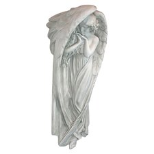 Santa Croce Angel Wall Frieze Statue