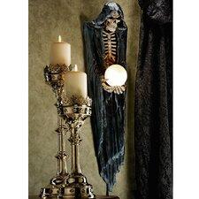 The Grim Reaper Illuminated Wall Decor