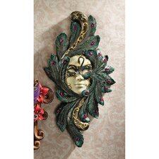 Masquerade at Carnivale Countess Barletta Mask Wall Décor