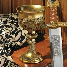King Arthur's Chalice Gothic Decorative Grail