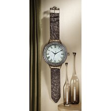 The Big Time Wrist Watch Wall Clock