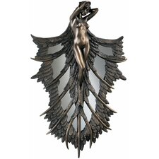 Angelic Wings of Nature Wall Décor