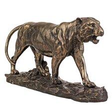 Prowling Tiger Figurine