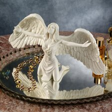 Angel Pray for Peace Figurine