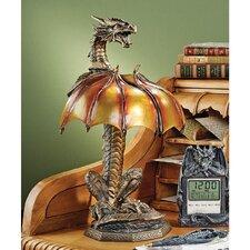 Dragon Strike Illuminated Figurine