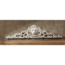 Remoulage Lion Sculptural Wall Décor