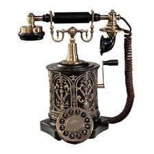 The Swedish Royal Family Replica Telephone