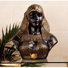 Queen Cleopatra Neoclassical Bust