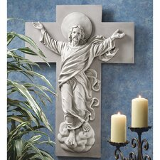 He is Risen Christ Ascension Wall Décor