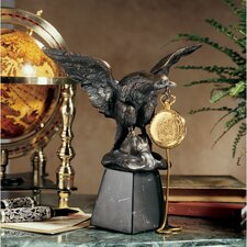 Eagle's Treasure Sculptural Pocket Watch Display