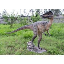 Jurassic - Sized Allosaurus Dinosaur Statue
