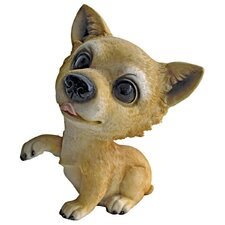 Prized Pup Chihuahua Puppy Dog Figurine