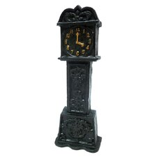 Time is Money Still Coin Bank Grandfather Clock Piggy Bank