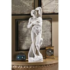 The Dying Slave (1513) Gallery Figurine