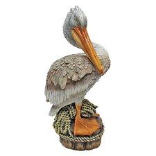 Ocean Side Pier 51 Pelican Statue
