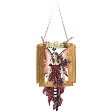 Window to Her World Dangling Fairy Figurine