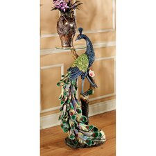 Peacock's Perch Sculptural End Table