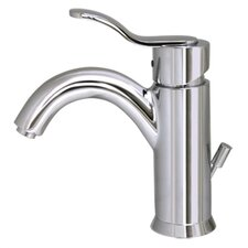 Galleryhaus Single Hole Bathroom Faucet with Single Handle