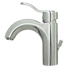 Wavehaus Single Hole Bathroom Faucet with Single Handle