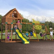 Quest Cedar All Cedar Swingset