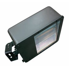 120W Induction Area Light in Bronze