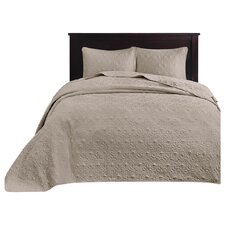 Quebec 2 Piece Coverlet Set