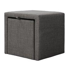Pisa Storage Cube Ottoman