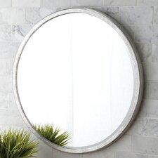 Renewal Divinity Round Mirror