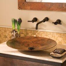 Maestro Mandala Copper Bath Sink