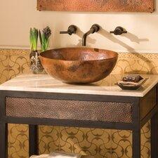Maestro Oval Copper Bath Sink
