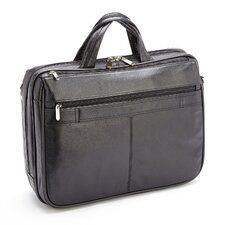 Genuine Leather Laptop Shoulder Bag Briefcase