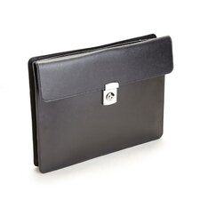 Saffiano Leather Executive Underarm Portfolio Brief