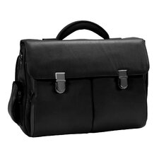"Royce Leather Executive 15"" Laptop Briefcase in Genuine Leather"