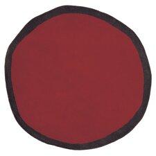 Aros Redonda Red Area Rug
