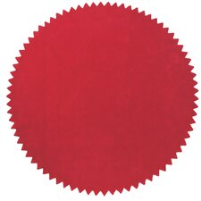 News Red Area Rug